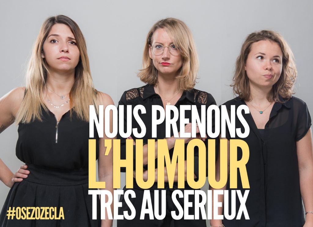 Ozecla - Agence d humour